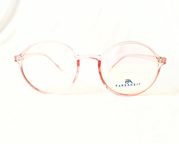 Transparent Pink Color Girl / Women Frame - MOWF000009CBN8