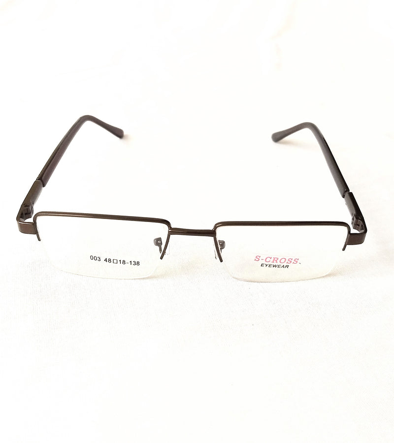 Gunmetal Brown Color Men Frame - MOMF000006ABN9