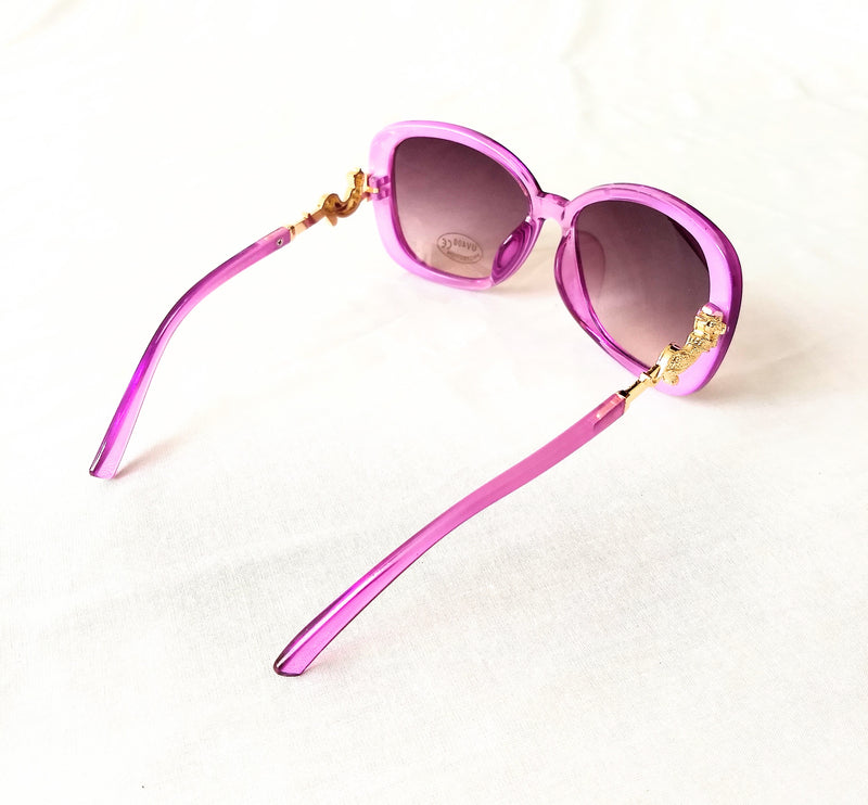 Purple Sunglasses for Girls/Women - MOWS000007BN4