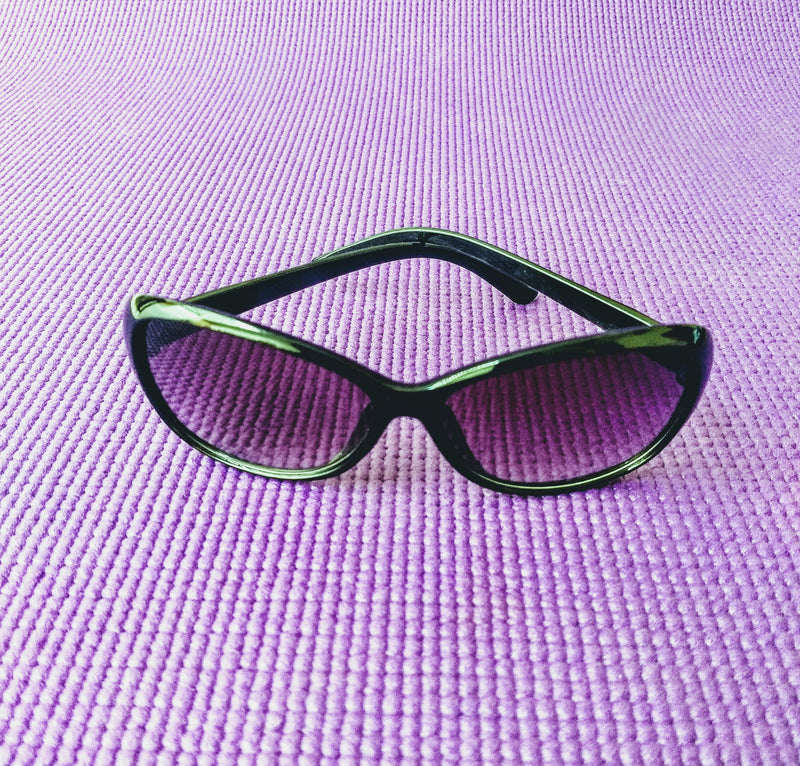 Light weight Black Sunglasses for Women / Girls - MOWS000054BN3