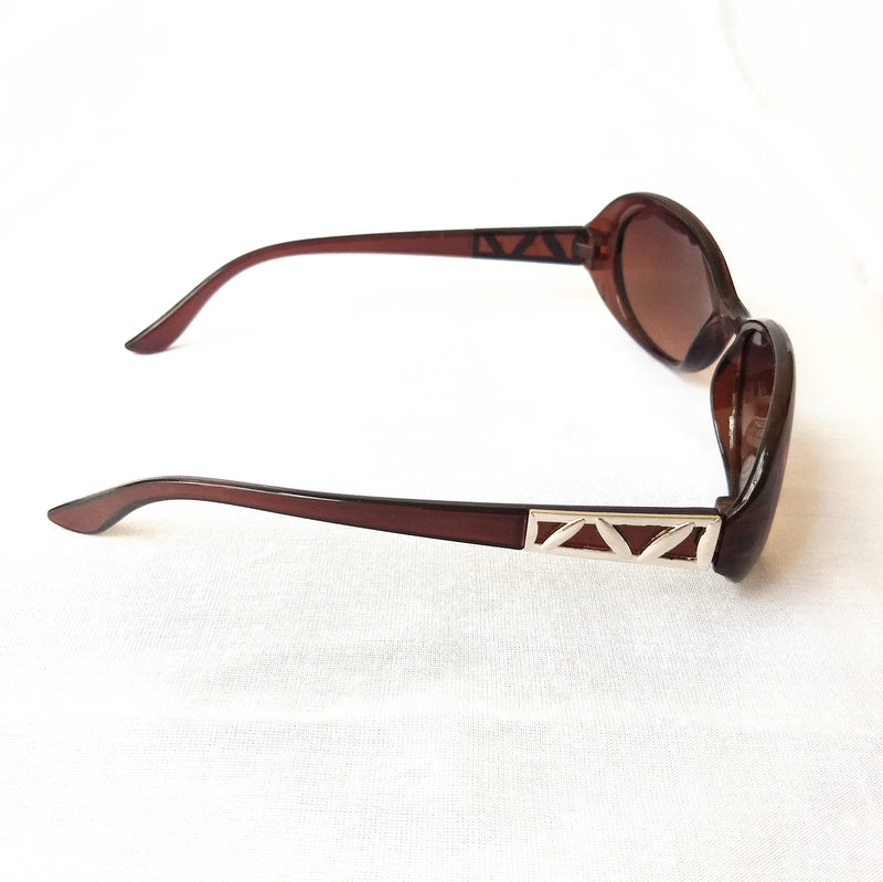 Light Weight Brown Sunglasses - MOWS000007BN2