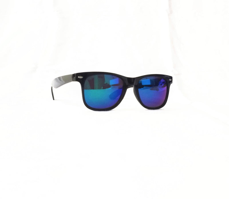 Blue Mercury Finish Sun glasses For 12-15 Years Boys - MSMS000053BN2