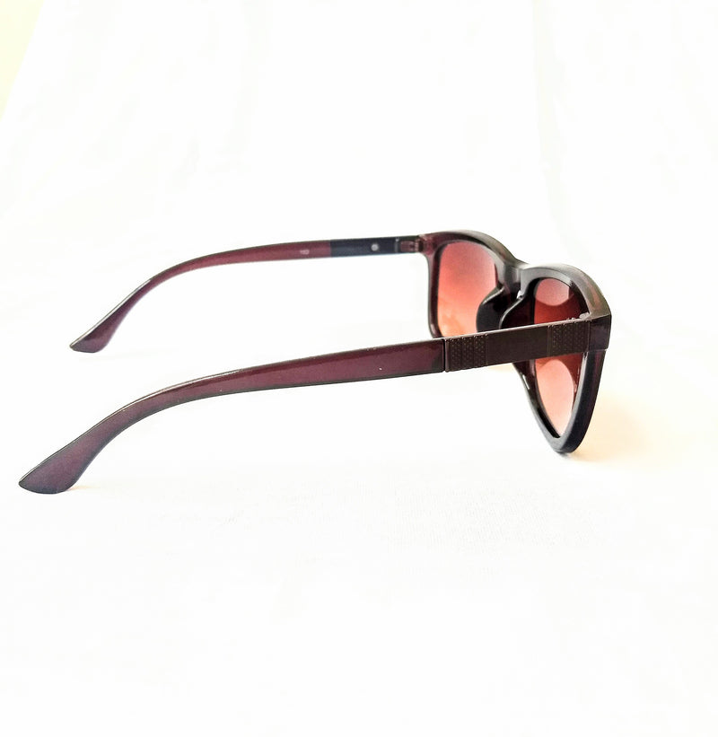 Boys Sunglasses Brown - MOMS000007ABN2