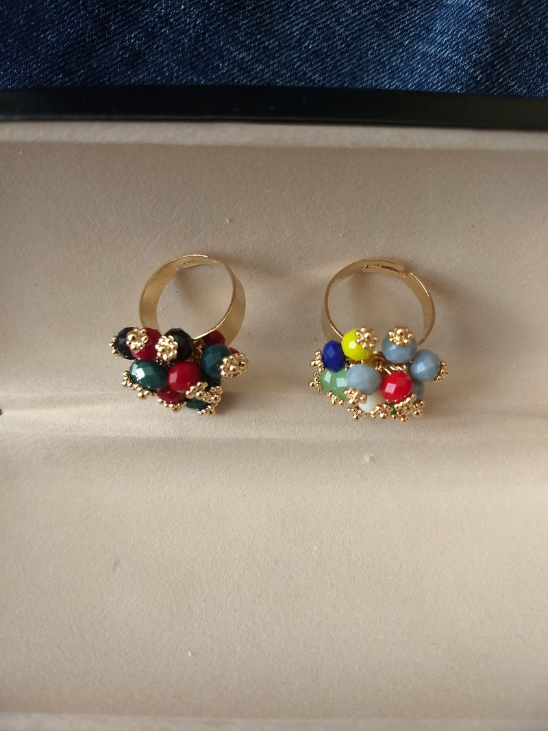 Multi-color Ring for Girls