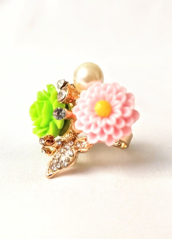 Amazing Party Wear Adjustable Ring
