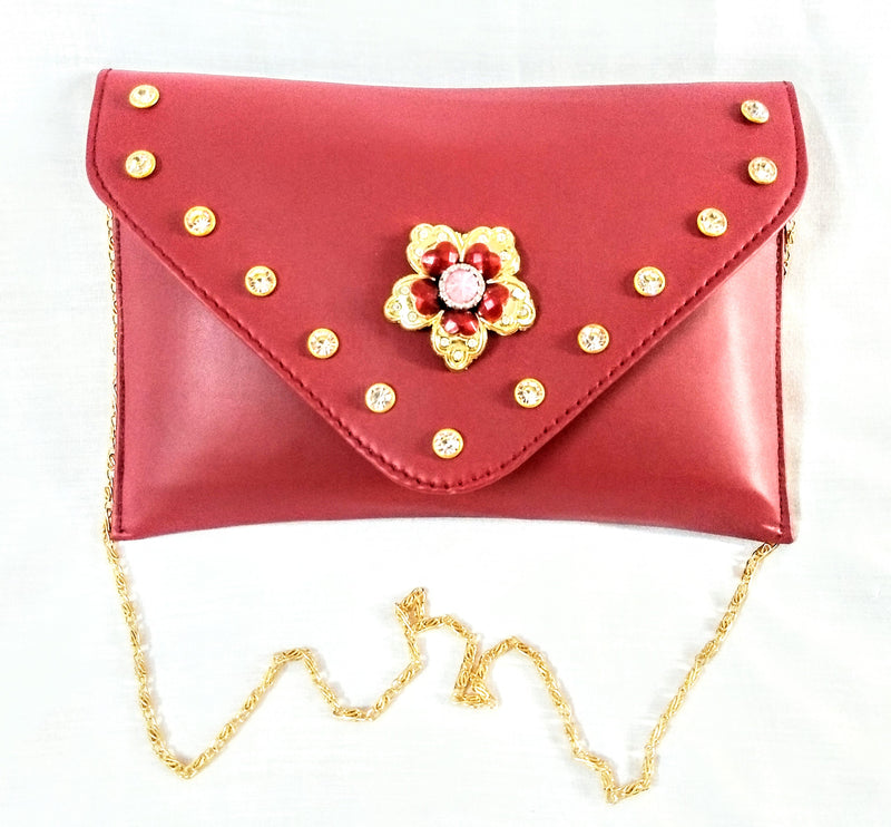 Red Sling Bags for Girls