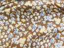 Women Brown Cotton Print Shorts - NT00001BMPSBROWN