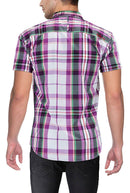 Checked Men Shirt