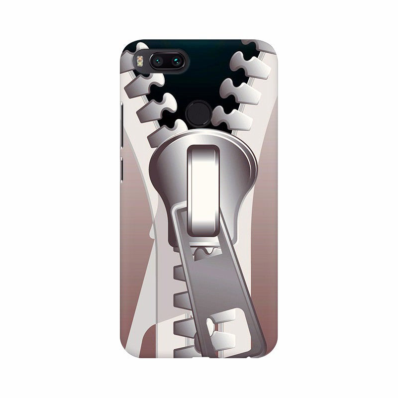 Zip Digital Art Mobile Case Cover
