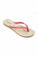 Girl's Slippers Peach - Indus 290 SKDE0079