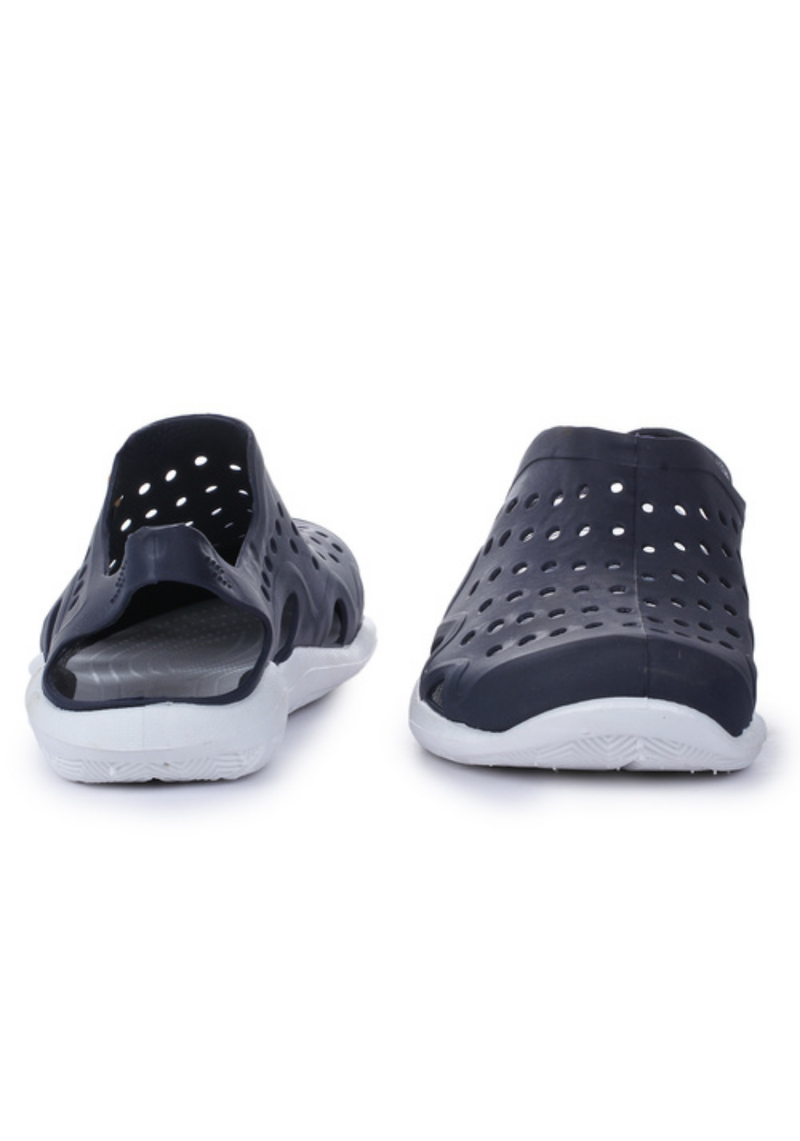 Navy Blue Slippers - SKSAPATOS111WS1000571BLUE