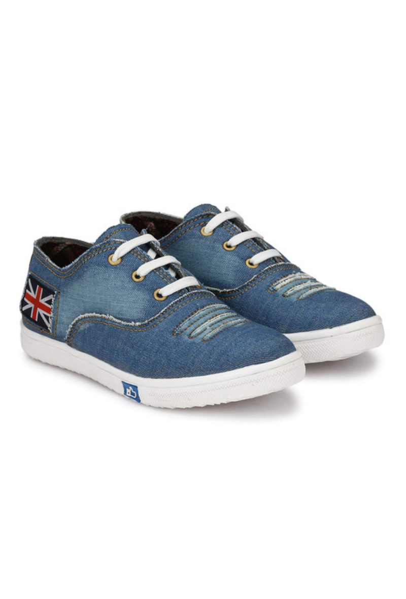Girl's Denim Shoe - SKTRENDZ033042SKYBLUEDENIM