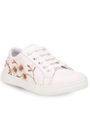 Casual Ladies Shoes - SKWFMESHVA0390052WHITE