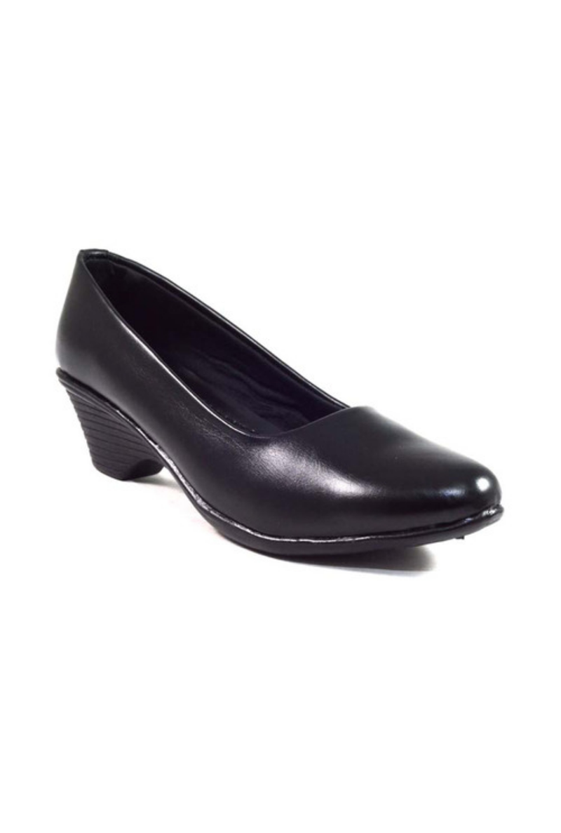 Black Formal Shoes for Women - SKKAMAL143481BLACKB7