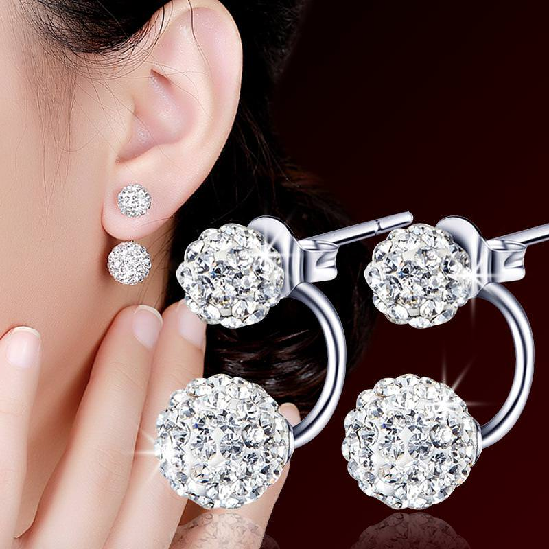 Fancy Stud Earrings