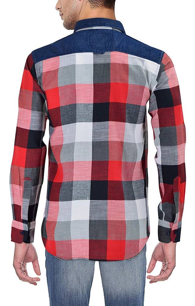 Big Checked Shirt