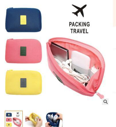 Multi usage Travel Pouch