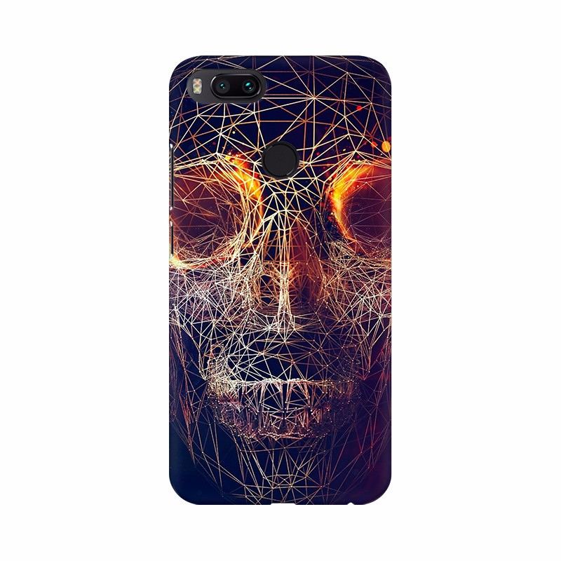 Skull Mobile Case Cover