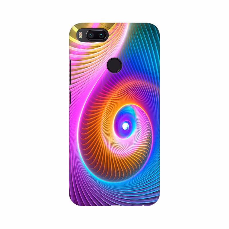Peacock Color Illutions Mobile case cover