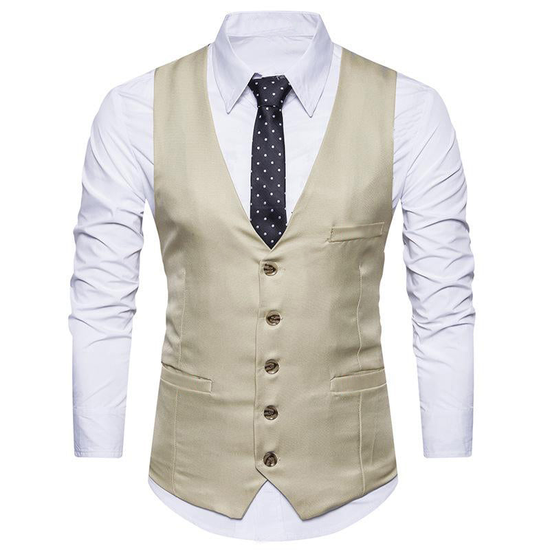 Golden Color Men's Party Wear waistcoat Ethnic Jacket