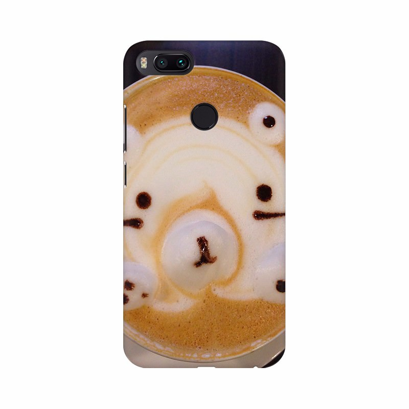 Cream Coffee Mobile Case Cover