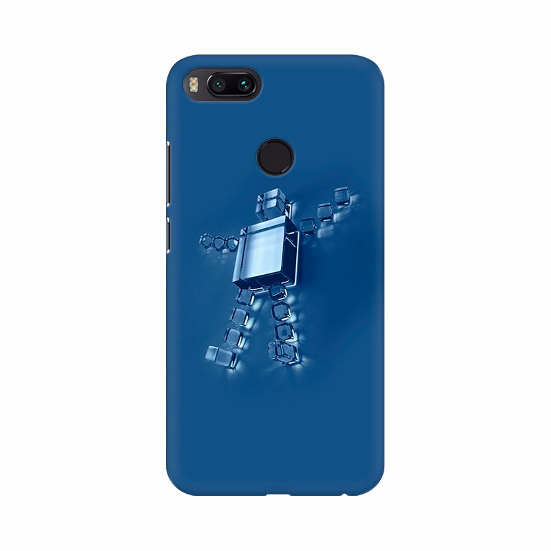 Robertic Box Mobile Case Cover