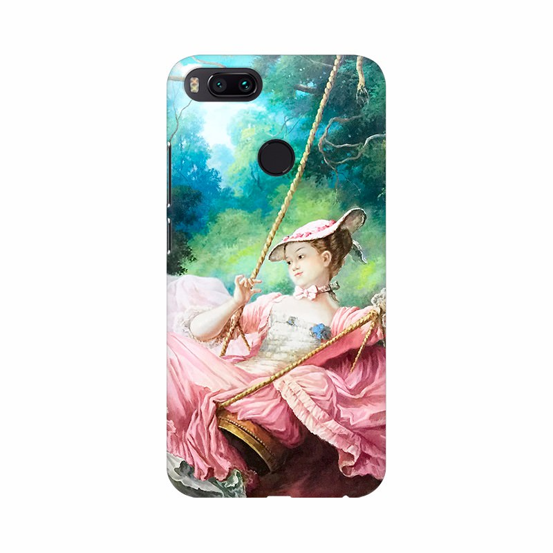 Beautiful girl Potrait Images Mobile Case Cover