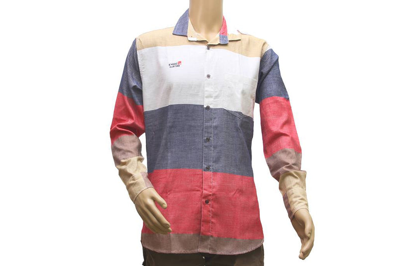 Multi Colored Men shirt