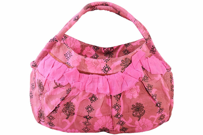 Cotton Handbag For Gorgeous Women