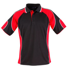 Load image into Gallery viewer, Mens Alliance Polo with Embroidery