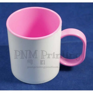Personalised plastic mug - Great for Kids