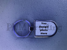 Load image into Gallery viewer, Personalised Key Ring