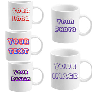 Mugs to personalise