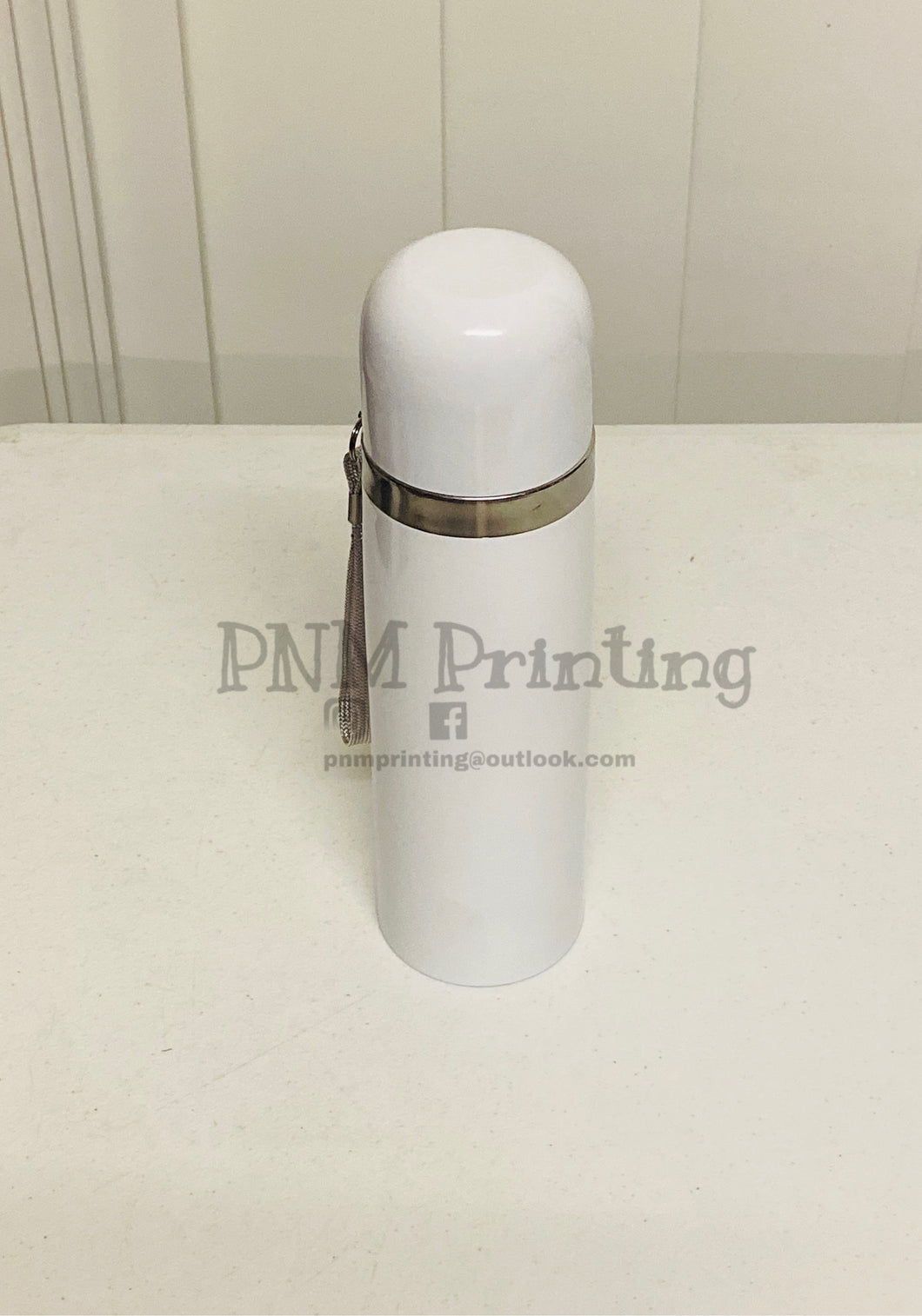 Peraonalised Stainless steel thermo flask