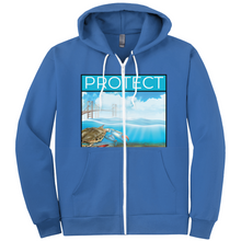 Load image into Gallery viewer, Protect the Chesapeake Hoodies (Zip-up)