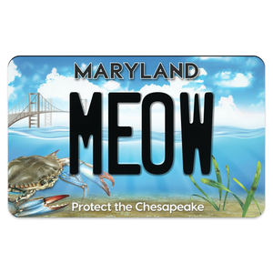 Maryland Kitty Place-mat