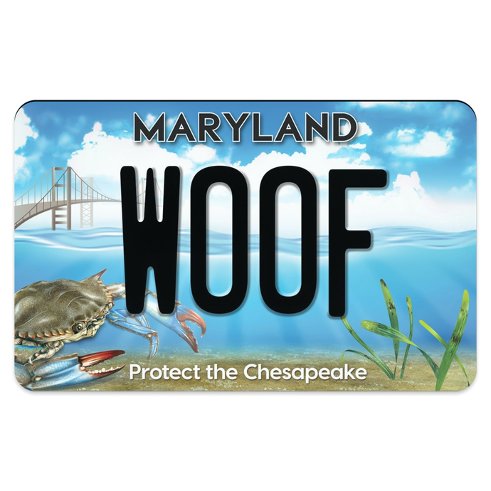 Maryland Pup Place-mats