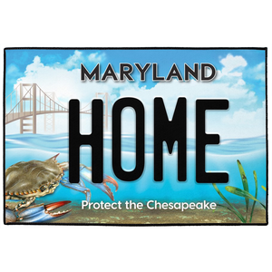 Maryland Home Indoor/Outdoor Bay Floor Mats
