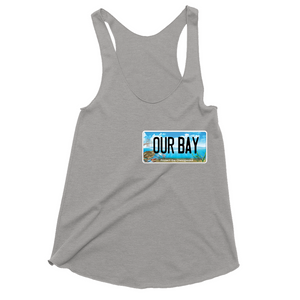 #1 Mom Mother's day for the bay Tank Tops