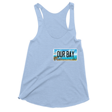 Load image into Gallery viewer, #1 Mom Mother's day for the bay Tank Tops