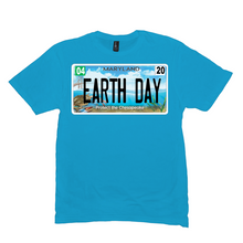 Load image into Gallery viewer, Bay Plate Earth Day T-Shirt