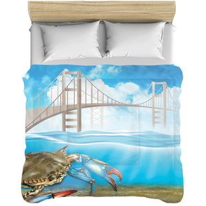 Bay Plate Comforters
