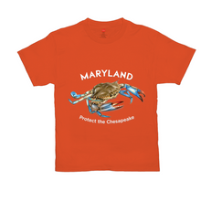 Load image into Gallery viewer, Maryland Protect the Chesapeake T-Shirts