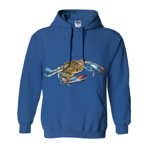 Chesapeake Bay Hoodie Dark Colors