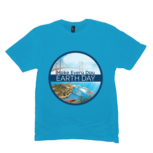 Make Every Day Earth Day T- Shirt