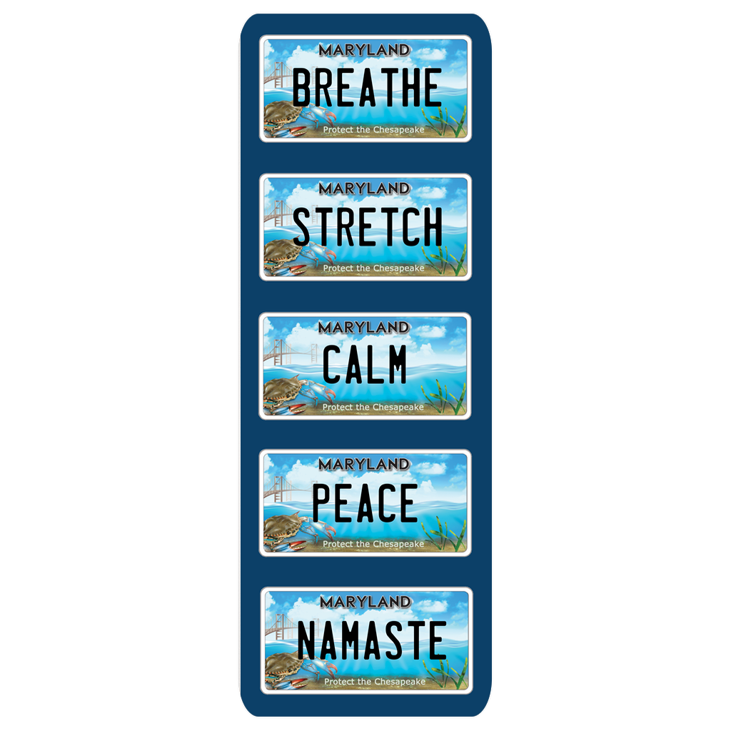 Breathe, Stretch. . .Yoga Mat