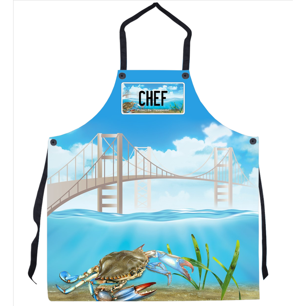 Chef Bay-BQ Apron
