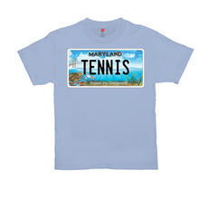 Load image into Gallery viewer, Maryland Bay Plate Tennis T-Shirts