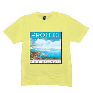 Square Protect the Chesapeake T-Shirts