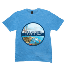 Load image into Gallery viewer, Make Every Day Earth Day T- Shirt